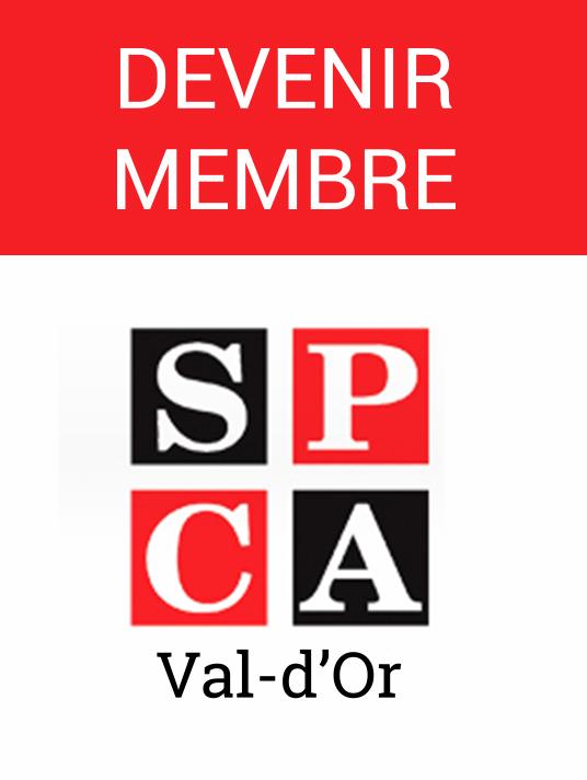 LogoSPCA-Val-dOr-DevenirMembre
